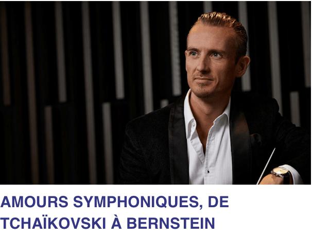 Alexander Shelley with Orchestre Symphonique de Montreal in November 2020