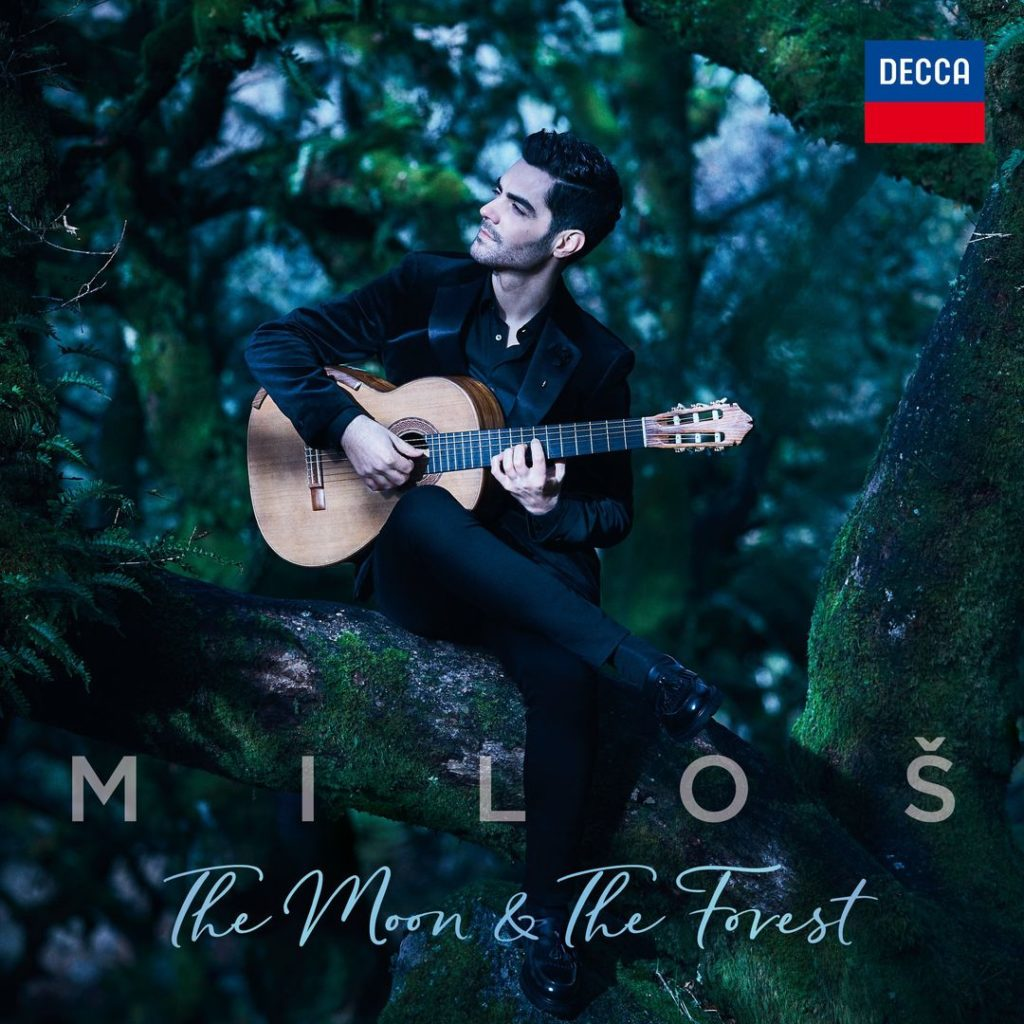 Milos: The Moon and The Forest